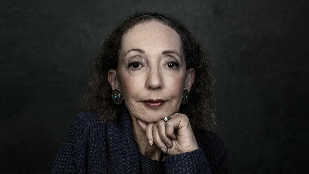Joyce Carol Oates. La escritora estadounidense abrió el Festival y fue una de las personalidades destacadas de la semana.
