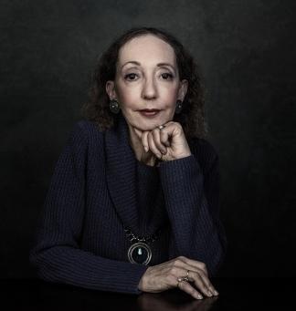 La escritora Joyce Carol Oates (Créditos: Dustin Cohen)