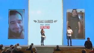 Tras un ataque al sitio oficial, se realizó el acto virtual por el Día de la Lealtad por redes sociales