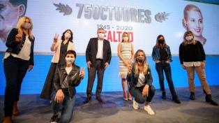 Dirigentes sociales y políticos resaltaron el valor del Día de la Lealtad peronista