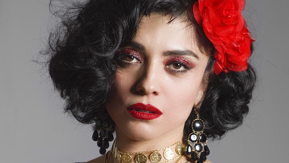 La cantaautora está nominada a nominada a dos Premios Grammy Latino.