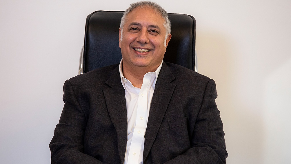 Alberto Carlocchia es el presidente de la Cámara Argentina de Empresarios Mineros.