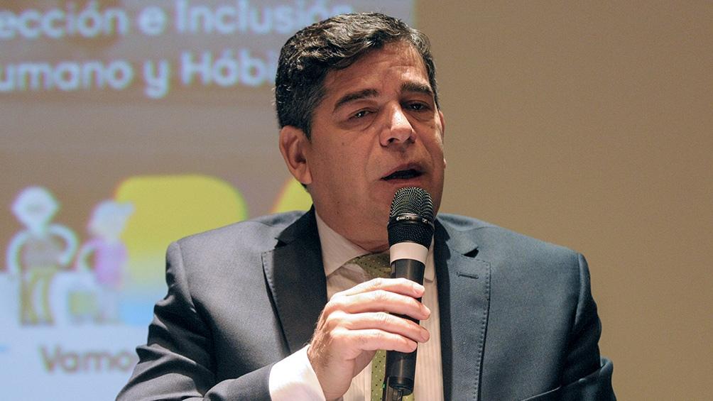 Romero es vicepresidente del PRO porteño y preside la comisión de Presupuesto de la Legislatura.