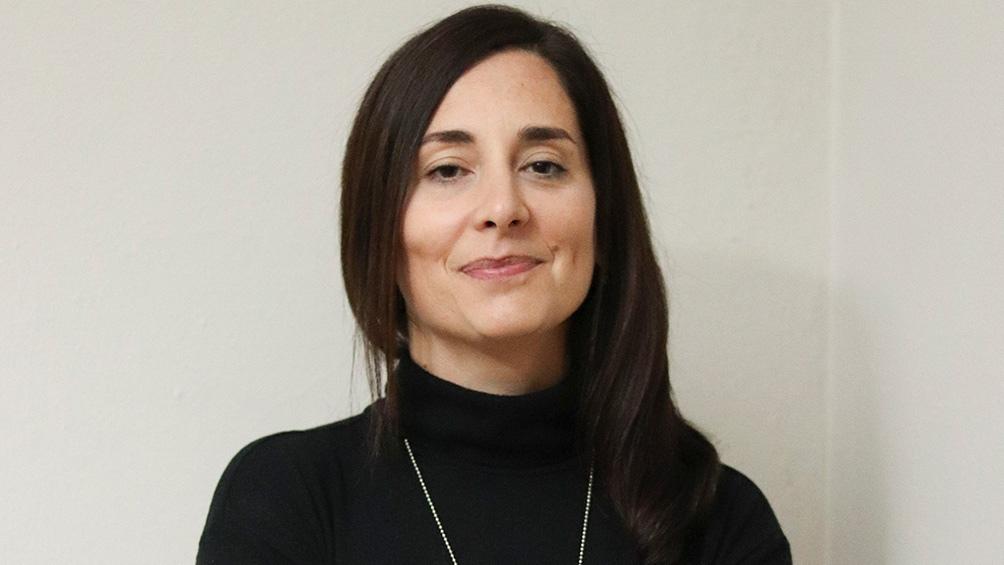 Lucía Santomero, una de las lingûistas que compiló la encuesta.