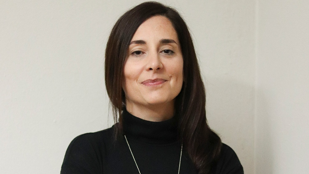 Lucía Santomero.