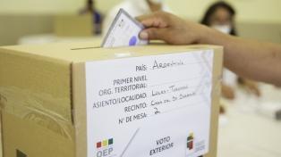 Luis Arce fue el candidato más votado por los ciudadanos bolivianos en Tucumán