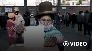 Más de 7 millones de bolivianos ante las urnas
