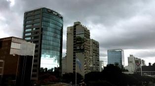 Alerta de tormentas fuertes para la ciudad de Buenos Aires y el centro del país