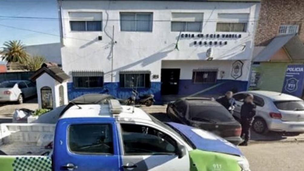 La comisaría posee una capacidad para alojar a 18 detenidos y al momento había al menos 45 personas detenidas