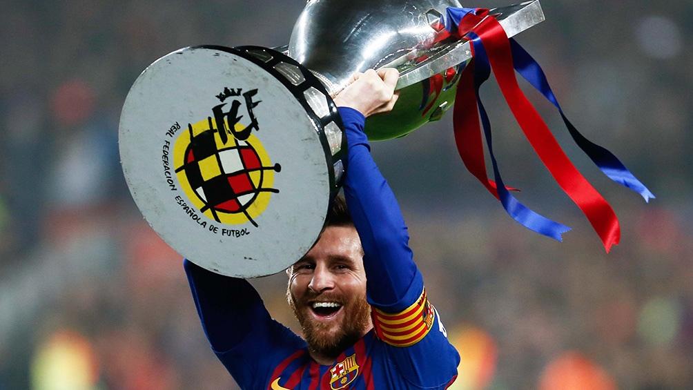 Messi inicia una nueva temporada de Liga de Campeones de Europa con sed de revancha