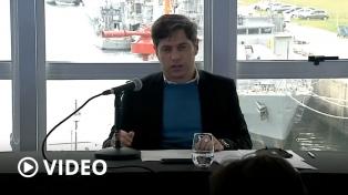 El Gobierno nacional invertirá $200 millones en el dragado del Puerto de Mar del Plata