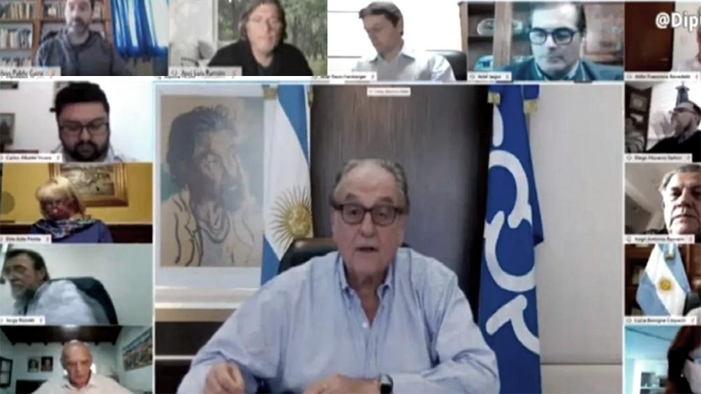 Buscan emitir dictamen en comisión de la reforma de Ganancias para empresas