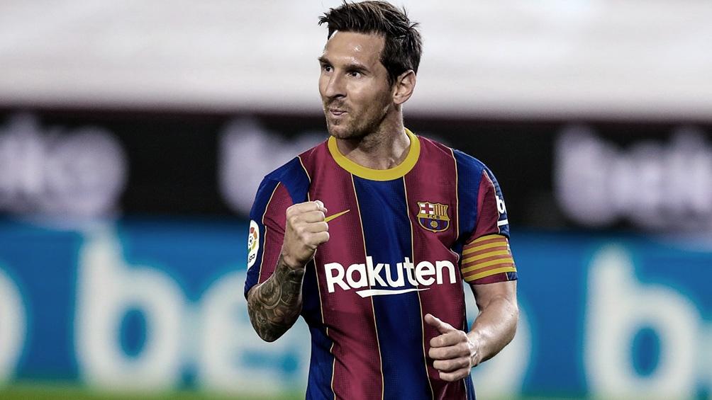 Barcelona, con Messi desde el comienzo, va por un nuevo triunfo ante el Betis (foto archivo)