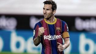 Barcelona y Real Madrid igualan en un comienzo a puro gol