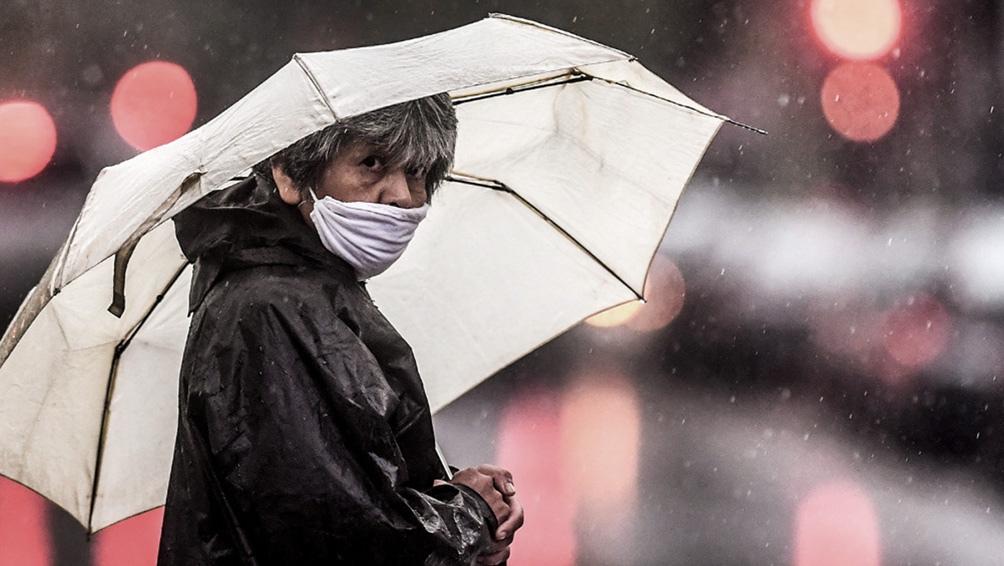 Se prevén lluvias de fuerte intensidad en la madrugada del domingo en la zona metropolitana de Buenos Aires.