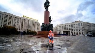 Rusia suma más de 18.600 casos nuevos y 355 muertos en el último día