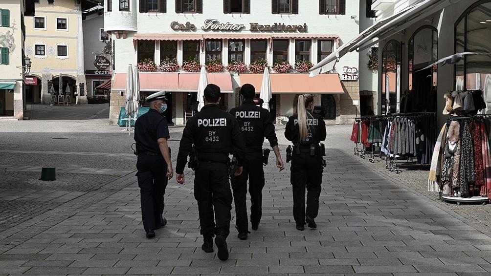 Alemania informó 6.868 nuevos casos en las últimas 24 horas