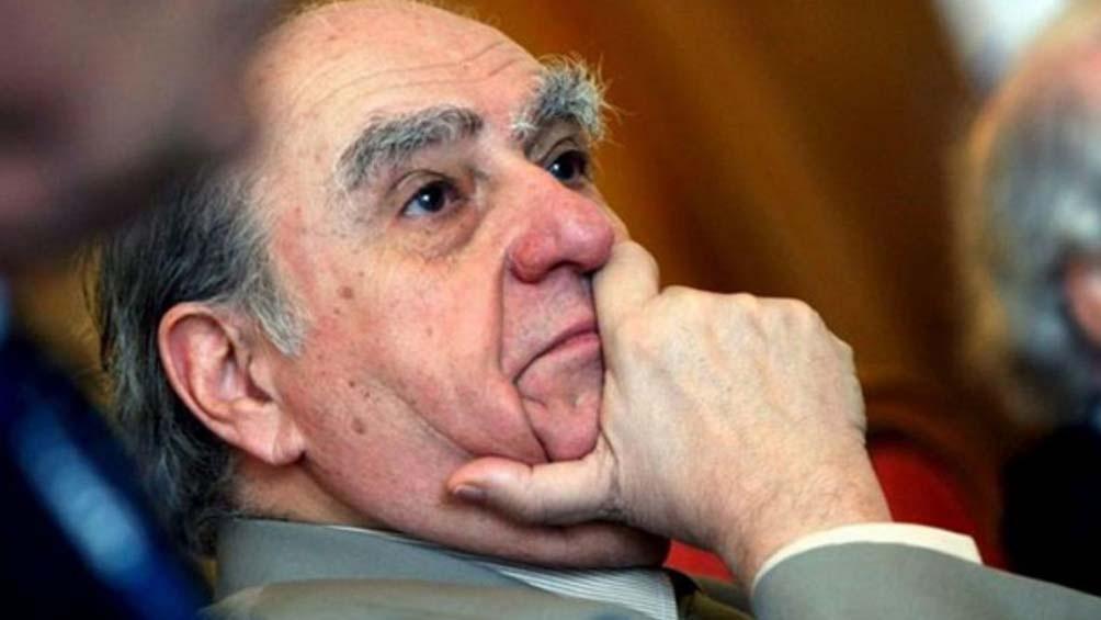 """Uruguay tiene 16 casos sobre 100.000 habitantes, contra la Argentina 115; Brasil 117 y Chile 107"", afirma Sanguinetti."