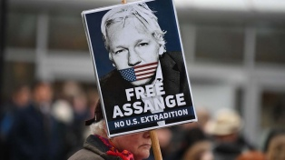 EEUU apeló el fallo que denegó la extradición de Assange