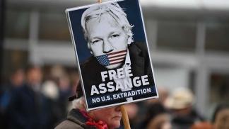 Estados Unidos pidió la extradición del fundador de WikiLeaks.