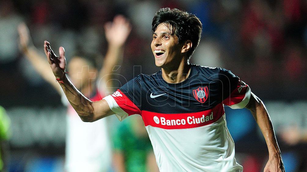 Pablo Barrientos jugará el Regional Amateur en el club de sus amores