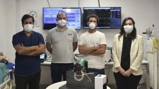 Aprueban un respirador mecánico para pacientes con Covid-19