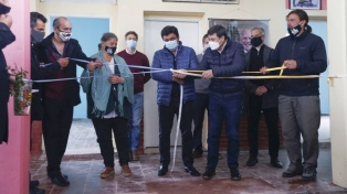 Inauguraron un jardín en homenaje a un cura villero que murió de coronavirus