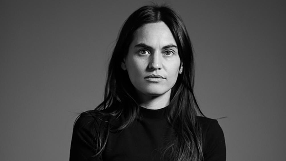 """""""No hay ningún proceso creativo en el que no lea, no use la ficción, la teoría"""", dijo Margarita Molfino."""