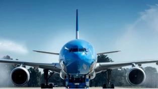 Ratifican la continuidad de los vuelos de cabotaje