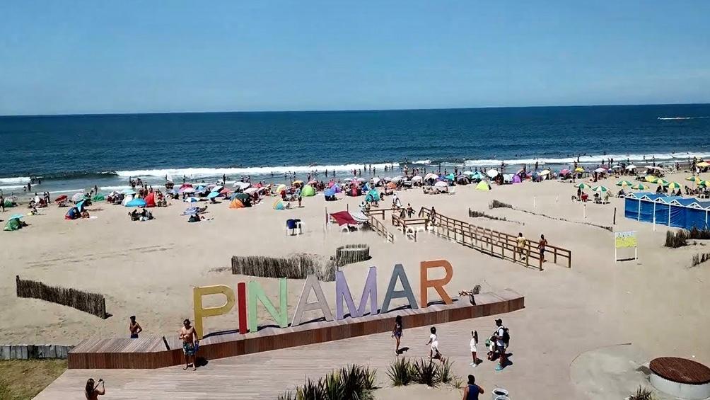 Pinamar tuvo una ocupación superior al 70% en promedio de todas sus localidades.