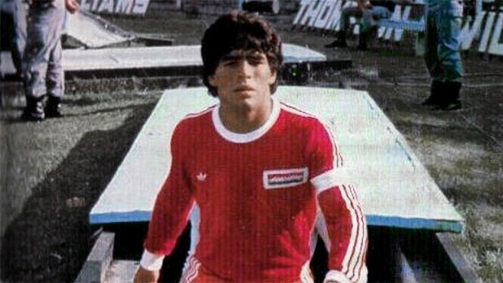 Diego, un emblema de La Paternal que tendría su propio circuito turístico.