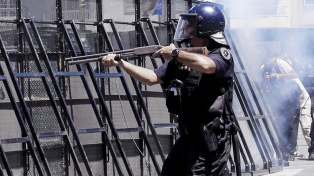Buscan disminuir las consecuencias letales del uso de armas  de fuego en las fuerzas federales