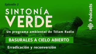Sintonía Verde: erradicación y reconversión de basurales a cielo abierto
