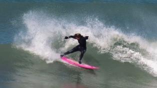 Surf: Los Ruggiero y Cianciarulo, ganadores del circuito junior