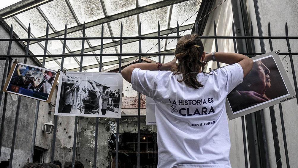 La búsqueda de Clara Anahí y las de los otros 300 nietos desaparecidos nunca se detendrá.