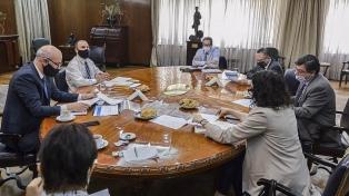 El gabinete económico analizó detalles de las medidas por la pandemia y la situación fiscal
