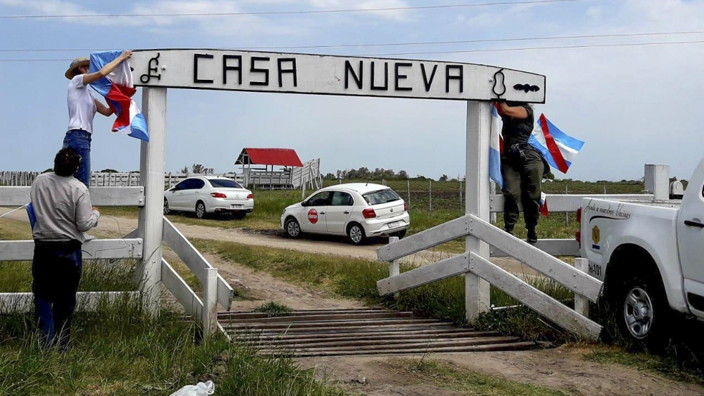 Las tierras de Entre Ríos que enfrentan a la familia Etchevehere.