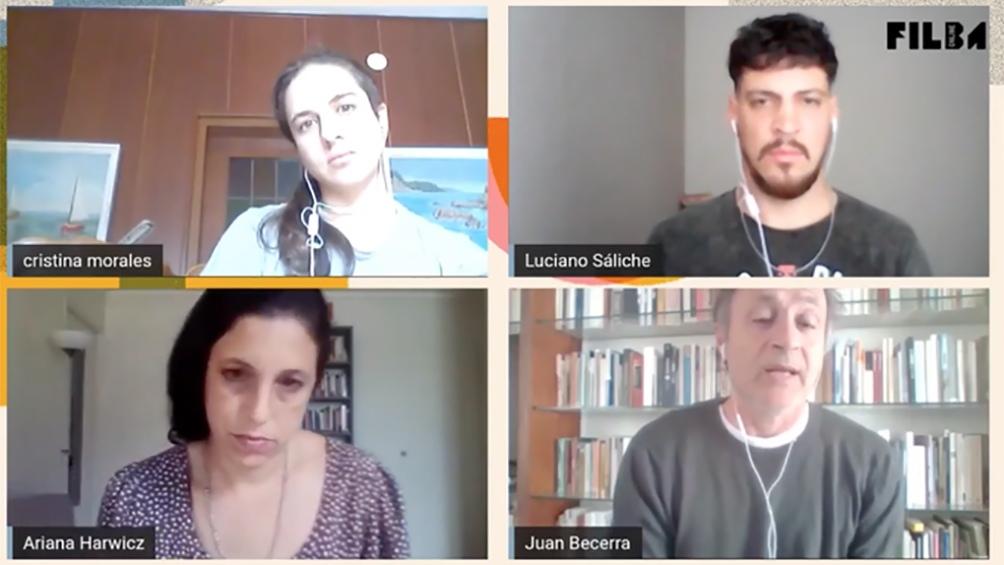 Debate sobre lenguaje y corrección en FILBA