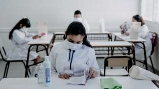 Confirman desde UTE el primer caso de coronavirus en una escuela desde la apertura en la Ciudad