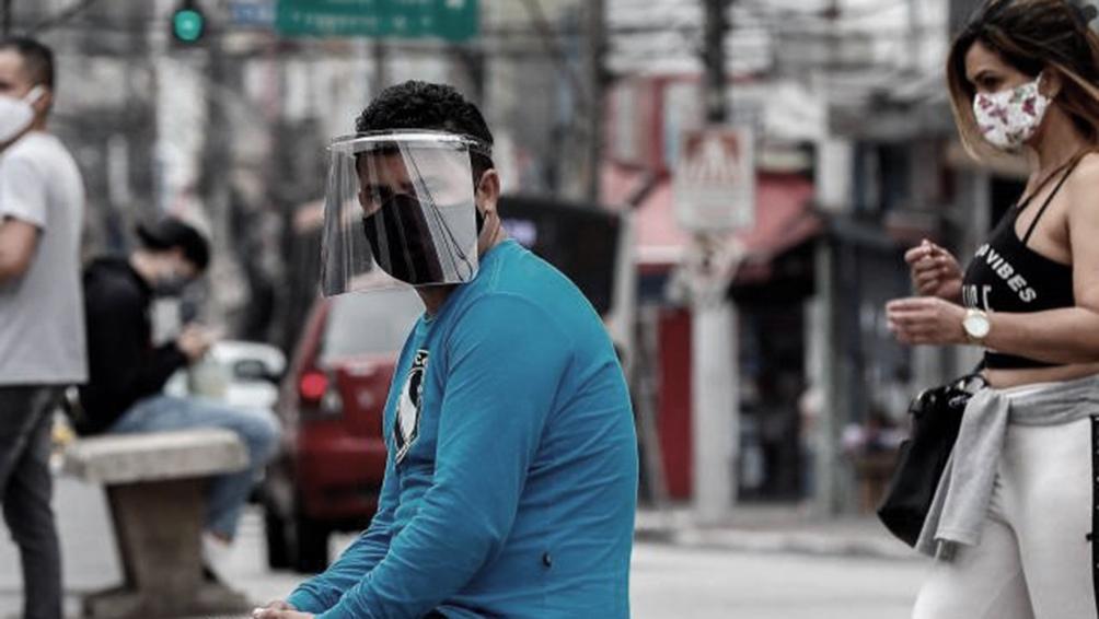 La pandemia de coronavirus superó la barrera de los 95 millones de contagios en el mundo