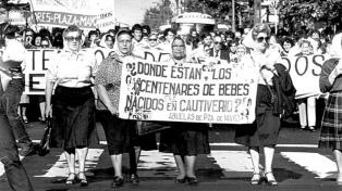 """""""Argentina te busca"""": campaña en el Exterior para dar con personas apropiadas en dictadura"""