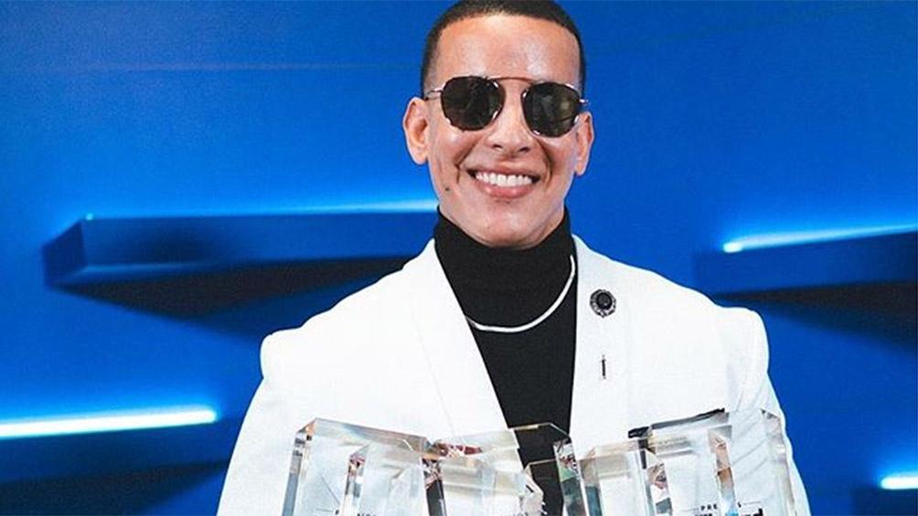 Bad Bunny y Daddy Yankee, grandes ganadores en los premios Billboard Latinos