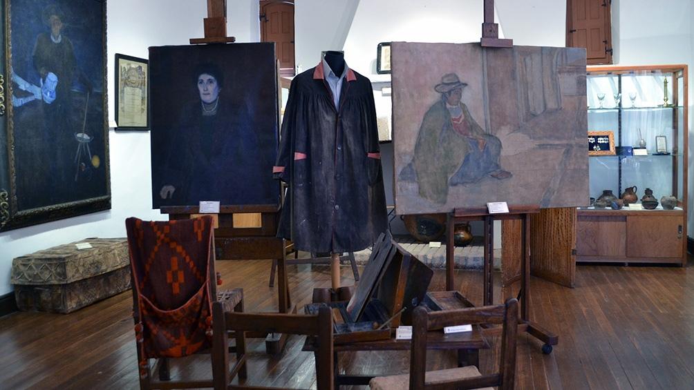 Museo de Pintura José Antonio Terry en Jujuy será uno de los primeros en abrir