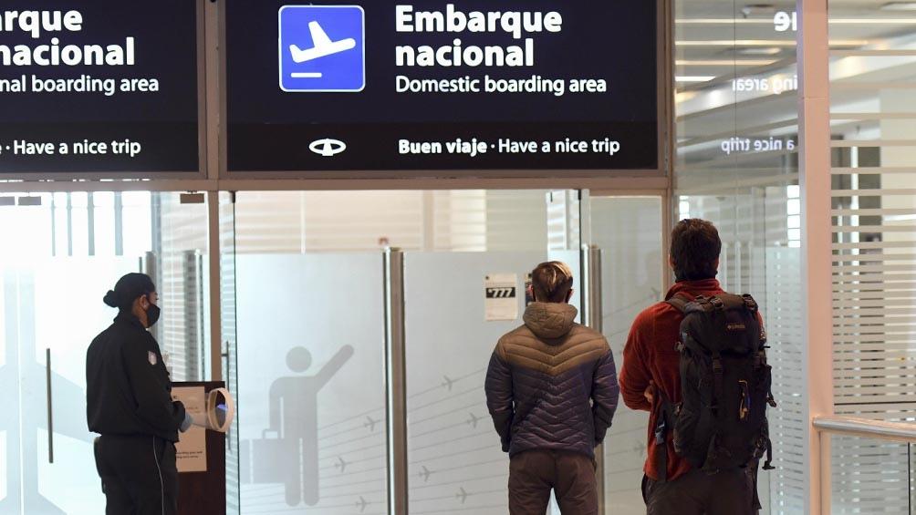 Aerolíneas Argentinas reinició hoy la operatoria regular, que estaba suspendida desde el 20 de marzo.