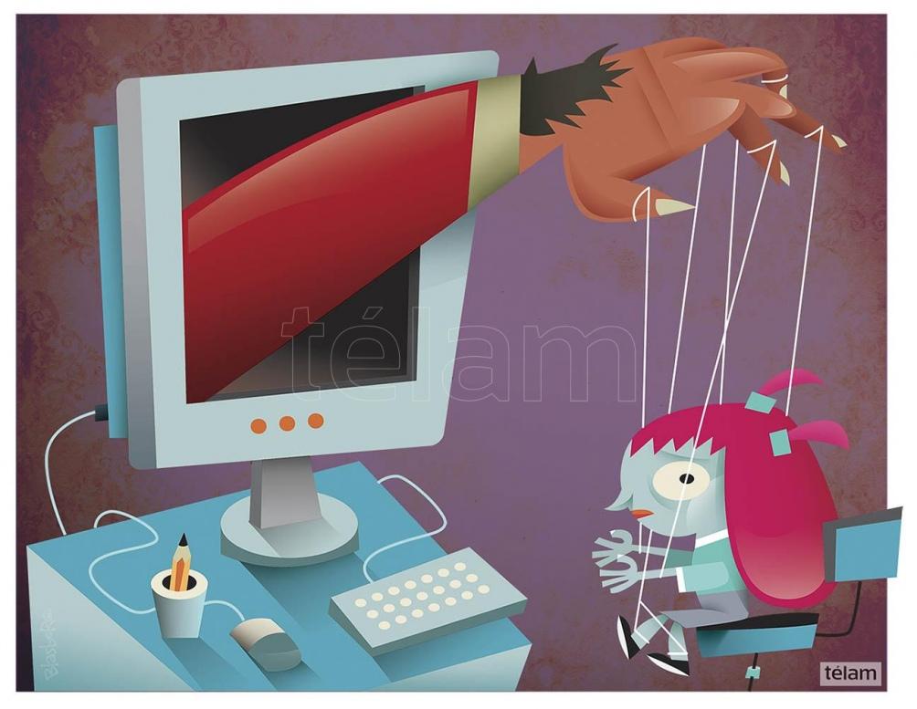 """""""Por el encierro, los chicos están aburridos y los padres les permiten jugar más con el celular o la computadora"""", advierten los especialistas."""