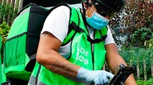 """Uber Eats se """"discontinuará"""" en la Argentina el 22 de noviembre"""