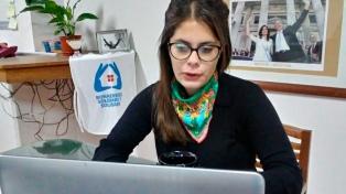 Ayelén López: �Queremos que cada pibe y cada piba recuperen su proyecto de vida�
