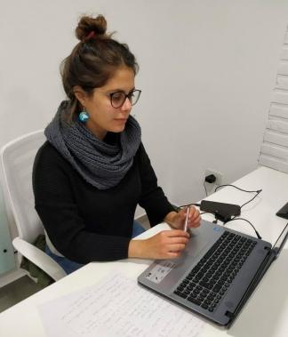 Ayelén López, directora de Juventudes bonaerense.