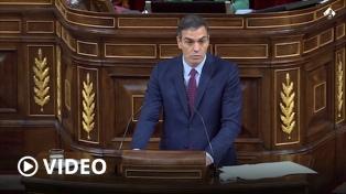 El Gobierno español supera una moción del partido Vox que exigía su renuncia