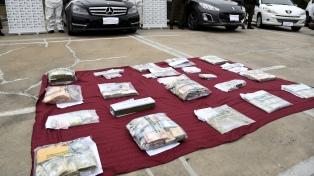 Cuatro procesados y embargados por más de 30.000 millones de pesos por lavado de activos